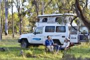 Cheapa Campa AU International Cheapa Trailfinder Camper australia airport motorhome rental