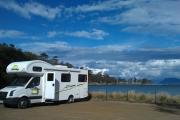 GoCheap Campervans Australia Go Cheap Derwent campervan hire australia