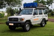 Apollo Overlander campervan hiredarwin
