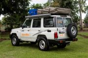 Apollo Motorhomes AU International Apollo Overlander campervan hire darwin