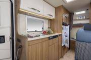 Enviro Motorhomes Spain Carado A-361 cheap motorhome rental germany