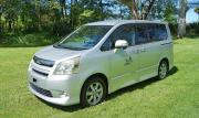 Deluxe Sleepervan new zealand airport campervan hire