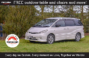 Love campervan rental new zealand