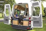 Mighty Campers NZ 2 Berth Deuce campervan rental new zealand