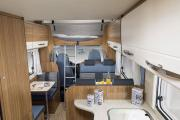 Enviro Motorhomes Spain Carado A-461 campervan rental germany