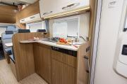 Enviro Motorhomes Spain Carado A-461 cheap motorhome rental spain