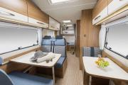 Enviro Motorhomes Spain Carado A-461 motorhome motorhome and rv travel