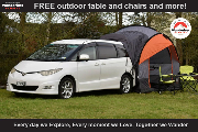 Wander campervan rental new zealand