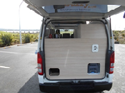 Abuzzy Motorhome Rentals New Zealand Abuzzy 4 Berth Top