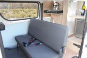 Abuzzy 4 Berth Top campervan hire - new zealand