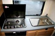 Abuzzy Motorhome Rentals New Zealand Abuzzy 6 Berth Grand campervan rental new zealand