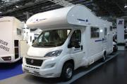 Southcamper Rimor Seal 7 campervan rental spain