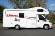 Southcamper Rimor Seal 7 motorhome motorhome and rv travel