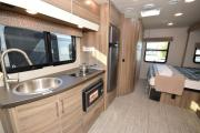 Traveland RV Rentals Ltd 25' Class C Melbourne LP motorhome motorhome and rv travel