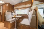 TC Large or similar motorhome rental - uk