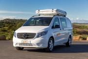 Apollo Vivid Camper new zealand airport campervan hire