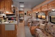 Outdoor Travel Class C 31' With Slide Outs Premium rv rental canada