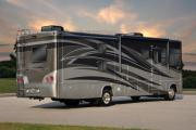 Class A 30' - 36' with Slide rv rental - canada
