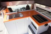 Comet Campers NZ Kuga Camper new zealand camper hire