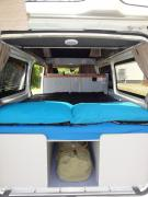 Comet Campers NZ Kuga Camper campervan hire christchurch