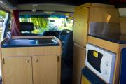 Camperman Australia AU Jade 3 HiTop (All Inclusive Rate) $500 EXCESS campervan hire australia