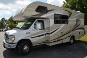 25ft Class C Thor Chateau w/1 Slide out S rv rental - usa