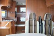 Big Sky Motorhome Rental France A4 - Classic 4/5 pax motorhome hire france