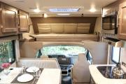 Ambassador RV MH 23 ft Non-Slide Class C motorhome motorhome and rv travel
