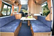 Mighty Campers NZ International 2 Berth Deuce new zealand airport campervan hire