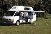3-4 Berth Hitop Deluxe - The Hume campervan rentalcairns