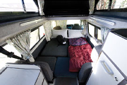Calypso Campervan Rentals AU 3-4 Berth Hitop Deluxe - The Hume campervan rental cairns