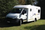 Energi Campers South Africa Discoverer 4 - Auto motorhome rental south africa