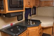 Cruise America (International) C25 - Standard Motorhome rv rental san francisco
