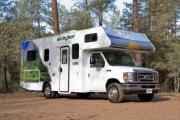 Cruise America (International) C25 - Standard Motorhome motorhome rental usa