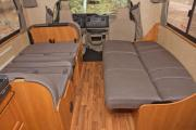C30 - Large Motorhome rv rental - houston