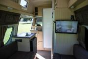 Foton Adventurer campervan hire - new zealand