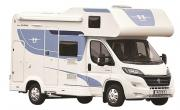 TC Family or similar campervan rentals france