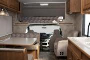 Compass Campers USA C25 Class C Motorhome usa airport motorhomes