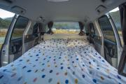 Spaceships NZ Dream Sleeper new zealand airport campervan hire