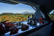 Spaceships NZ Dream Sleeper Mini new zealand camper hire