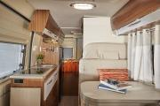 Big Sky Motorhome Rental France Adventure Camper-Van + motorhome hire france