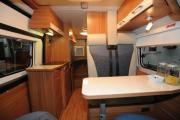 Camperline Class 0 - Wiensberg Carabus motorhome rental portugal