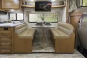 Traveland RV Rentals Ltd 32' Class C Bunk Model motorhome rental vancouver