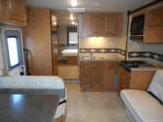 32' Class C Bunk Model rv rental - canada