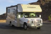 Star RV USA Taurus RV motorhome rental los angeles