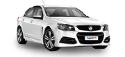 Group P - Holden SV6 or Similar car hire australia