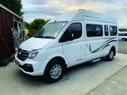 2+1 Deluxe (Auto) campervan rental new zealand