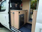 2+1 Deluxe (Auto) campervan hire - new zealand