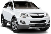 Group W - Holden Colorado or Similar car hire australia