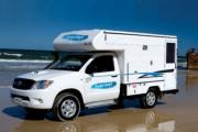 Cheapa Campa AU International 4wd Camper australia airport motorhome rental